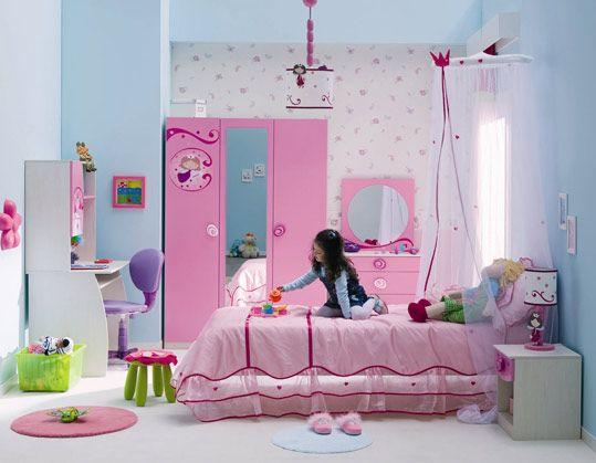 Imagenes de cuartos de ni a fotos presupuesto e imagenes - Decoracion dormitorio nina 2 anos ...