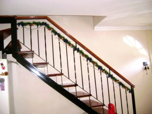 Imagenes de escaleras de hierro fotos presupuesto e imagenes Escalera hierro y madera