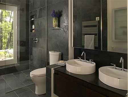 Azulejos modernos para ba os fotos presupuesto e imagenes for Decoracion pisos pequenos modernos