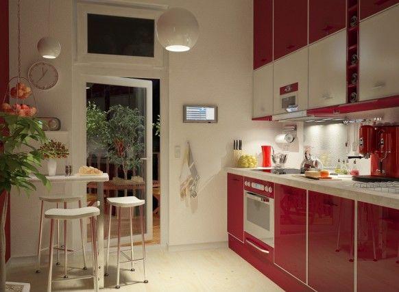 azulejos para cocinas modernas fotos presupuesto e imagenes On azulejos de cocina modernos