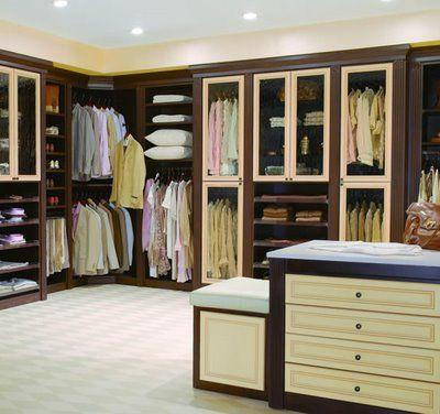 Closet para dormitorios fotos presupuesto e imagenes for Closet modernos para habitaciones