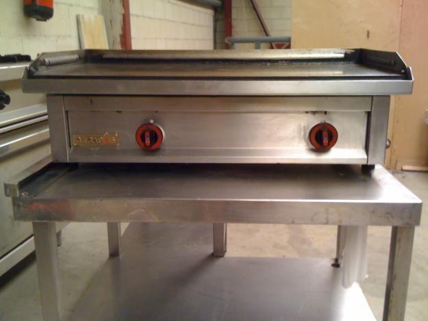 Cocinas industriales segunda mano fotos presupuesto e for Planchas de cocina industriales de segunda mano