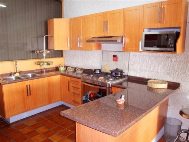 Cocinas integrales en Guadalajara. Fotos, presupuesto e imagenes.