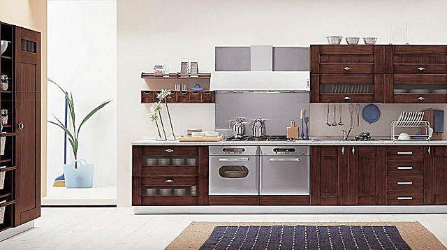 Cocinas integrales para espacios peque os fotos for Modelos de cocinas en espacios pequenos
