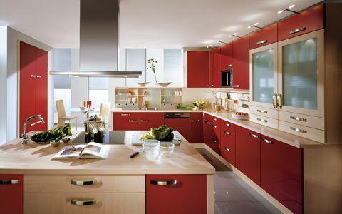 Cocinas modernas precios. Fotos, presupuesto e imagenes.