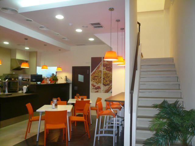 Decoracion cafeterias y restaurantes fotos presupuesto e imagenes - Diseno cafeterias modernas ...