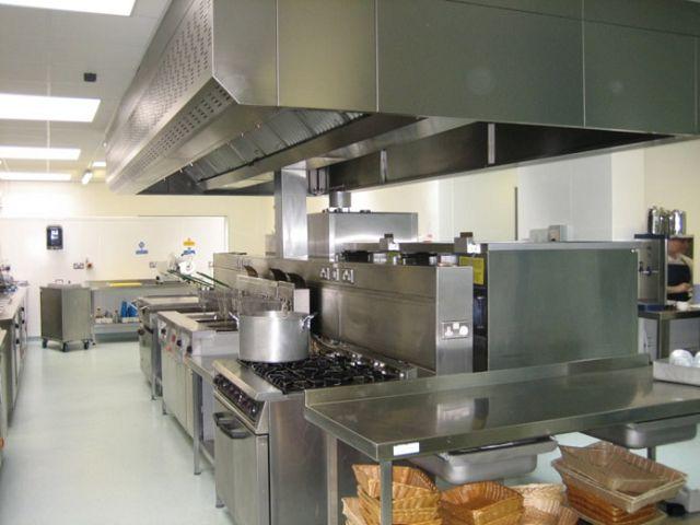 Diseño Cocinas industriales. Fotos, presupuesto e imagenes.