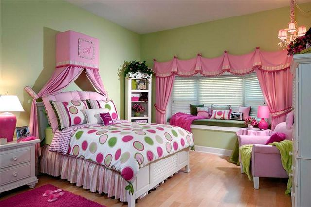 Dormitorios infantiles niñas. Fotos, presupuesto e imagenes.