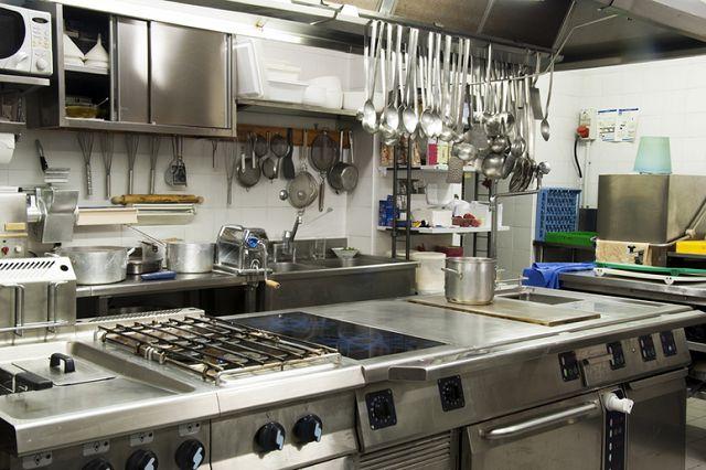 Equipos para cocinas industriales fotos presupuesto e - Utensilios de cocina industrial ...