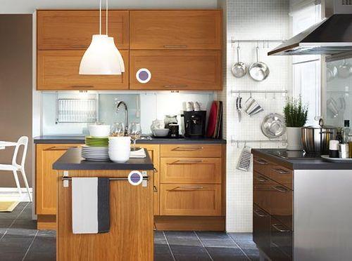 Islas para cocinas modernas fotos presupuesto e imagenes for Cocinas pequenas con islas modernas