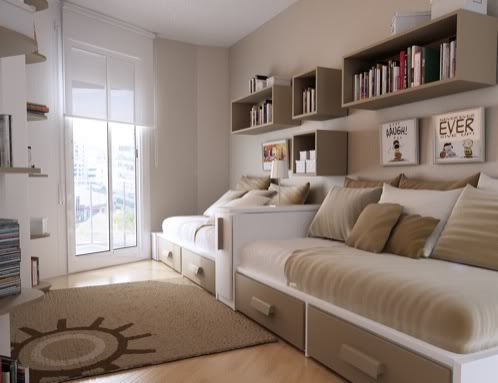 Muebles para habitaciones peque as fotos presupuesto e - Muebles habitacion pequena ...
