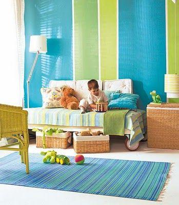 Pinturas Para Dormitorios Infantiles Fotos Presupuesto E Imagenes - Pintura-para-dormitorios