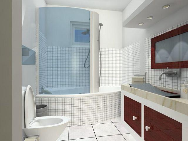 pisos y azulejos para ba os fotos presupuesto e imagenes. Black Bedroom Furniture Sets. Home Design Ideas