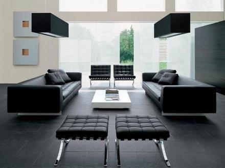 Venta muebles minimalistas fotos presupuesto e imagenes for Interiores de oficinas minimalistas