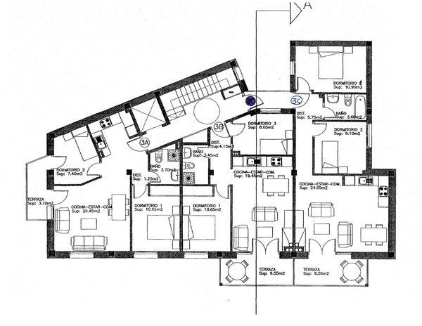 Casas planos fotos presupuesto e imagenes for Programas para disenar planos arquitectonicos