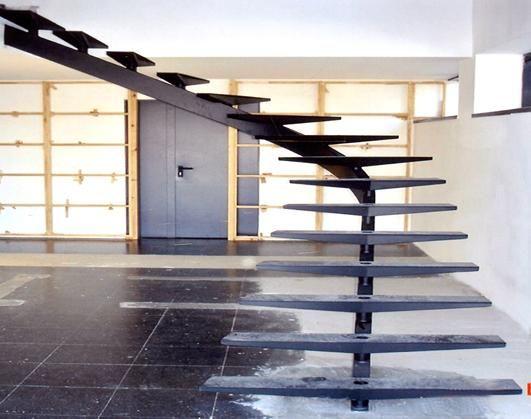Escaleras metalicas fotos presupuesto e imagenes for Diseno de escaleras interiores minimalistas