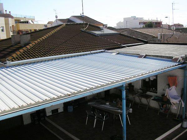 Estructuras para techos fotos presupuesto e imagenes - Tipos de tejados para casas ...