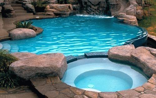 Medidas piscinas fotos presupuesto e imagenes - Piscinas para casa ...