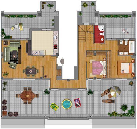 Planos arquitectonicos gratis fotos presupuesto e imagenes for Plantas arquitectonicas de casas