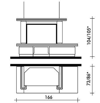 Planos chimeneas fotos presupuesto e imagenes for Construccion de chimeneas de lena
