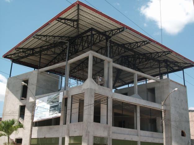 Techos estructura metalica fotos presupuesto e imagenes - Cubrir terraza barato ...