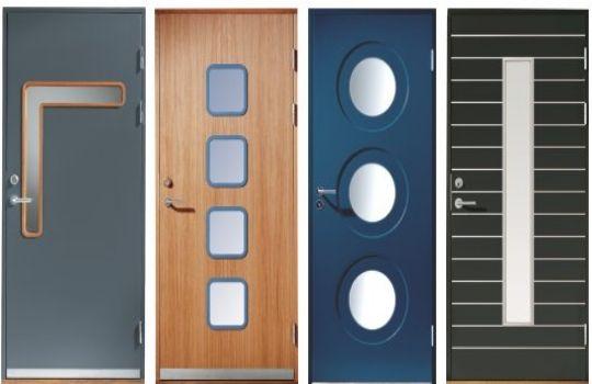 Catalogo puertas fotos presupuesto e imagenes for Catalogo de puertas de interior