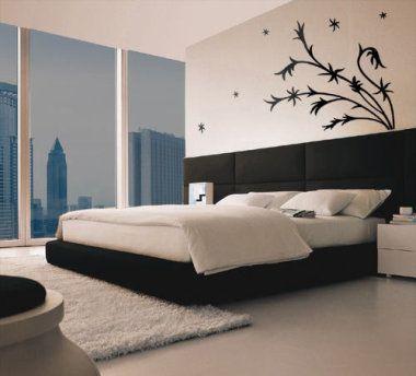 Decoracion de interiores habitaciones fotos presupuesto - Decoracion de paredes de dormitorios juveniles ...