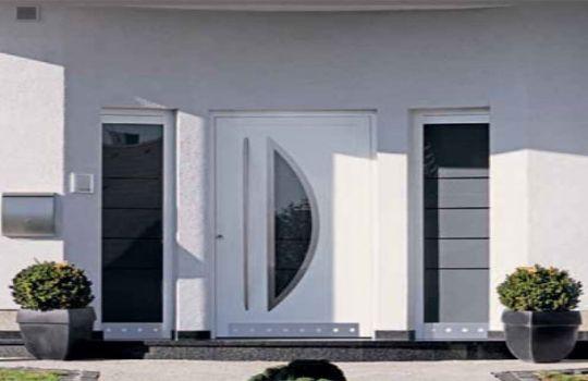 Dise os puertas aluminio fotos presupuesto e imagenes for Catalogo de puertas de aluminio