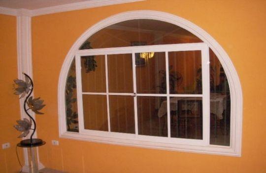 Modelos ventanas aluminio fotos presupuesto e imagenes for Colores de aluminio para ventanas