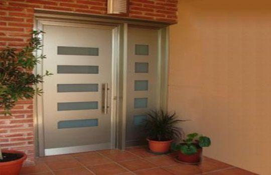 Precio puerta aluminio fotos presupuesto e imagenes - Puerta exterior aluminio precio ...