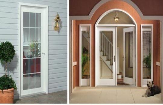 Puertas aluminio exteriores fotos presupuesto e imagenes - Modelos de puertas de aluminio para exterior ...