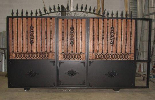 Puertas aluminio imitacion madera fotos presupuesto e for Puertas imitacion madera exterior