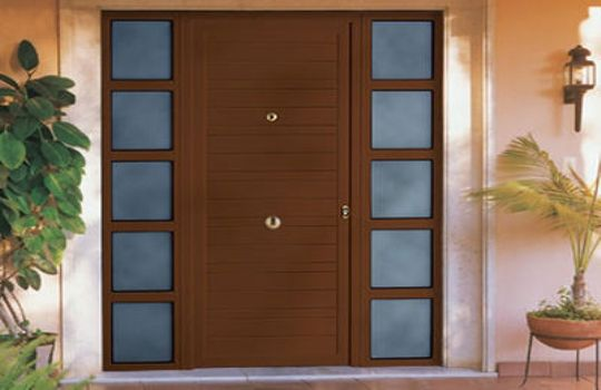Puertas de aluminio en monterrey fotos presupuesto e for Precios de puertas de exterior aluminio