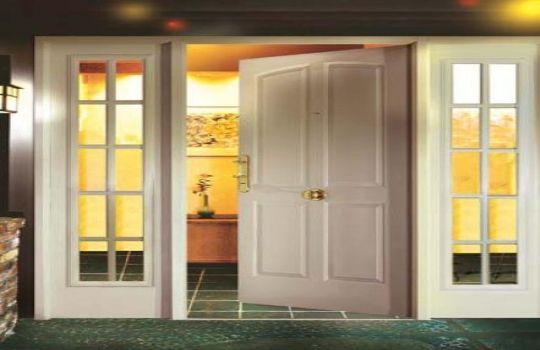 Puertas exterior aluminio fotos presupuesto e imagenes Puertas corredizas seguras