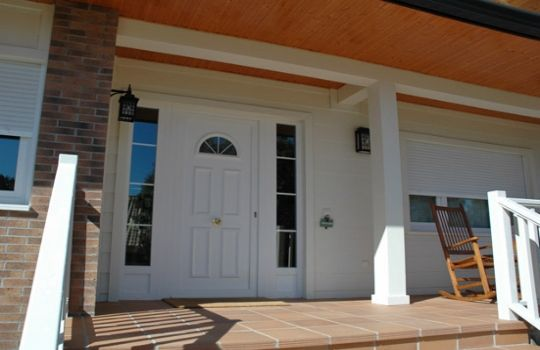 Puertas principales fotos presupuesto e imagenes for Puertas principales de casas
