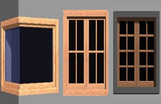 Tipos ventanas fotos presupuesto e imagenes for Ventanales tipo puerta