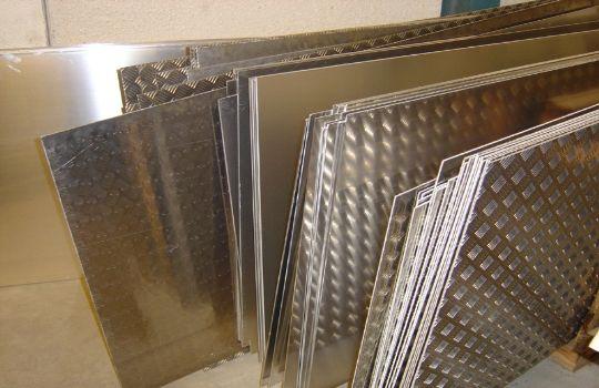 Fotos de chapas de cero inoxidable fotos presupuesto e - Figuras de acero inoxidable ...