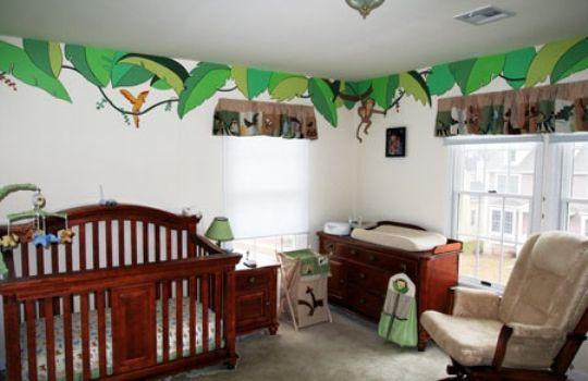 Cenefas para paredes fotos presupuesto e imagenes for Decoracion para bebe varon