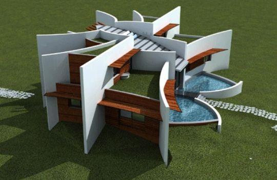 Dise os para construir casas fotos presupuesto e imagenes for Disenos de casas 6x15