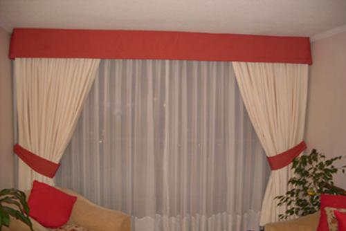 cortinas con cenefas para salas fotos cenefas fotos presupuesto e imagenes