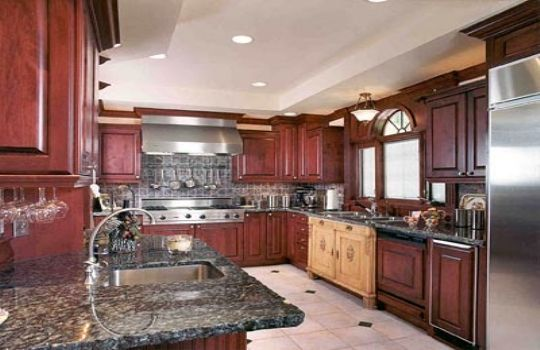 Marmol Para Cocinas Fotos Presupuesto E Imagenes - Cocinas-con-marmol