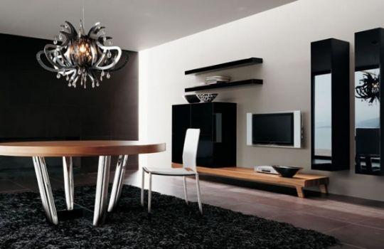 Mesas comedor modernas. Fotos, presupuesto e imagenes.