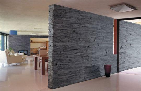 Piedras decoracion paredes fotos presupuesto e imagenes for Decoracion con piedras en interiores