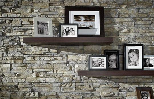 Piedras para paredes fotos presupuesto e imagenes - Decoracion de paredes con piedra ...