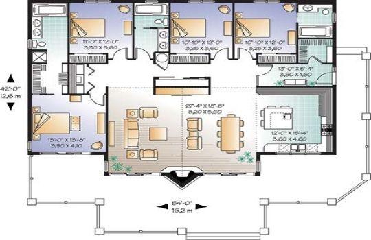 planos casas construir fotos presupuesto e imagenes