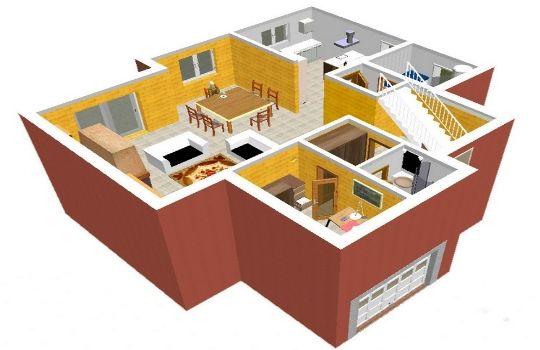 Planos Casas Para Construir Fotos Presupuesto E Imagenes