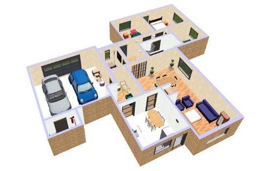Planos gratis para construir casas fotos presupuesto e imagenes - Presupuestos para hacer una casa ...