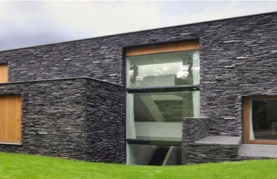 Revestimientos paredes piedra fotos presupuesto e imagenes for Tipos de piedras para paredes exteriores
