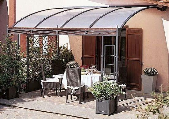 Techos para terrazas modernas informaci n importante - Tipos de tejados para casas ...