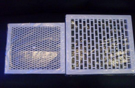Rejillas ventilacion aluminio fotos presupuesto e imagenes - Rejillas de ventilacion para banos ...